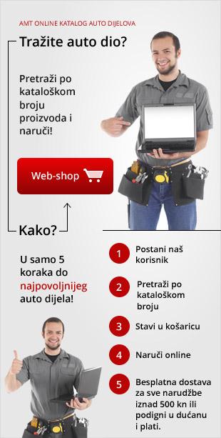 Online katalog auto dijelova